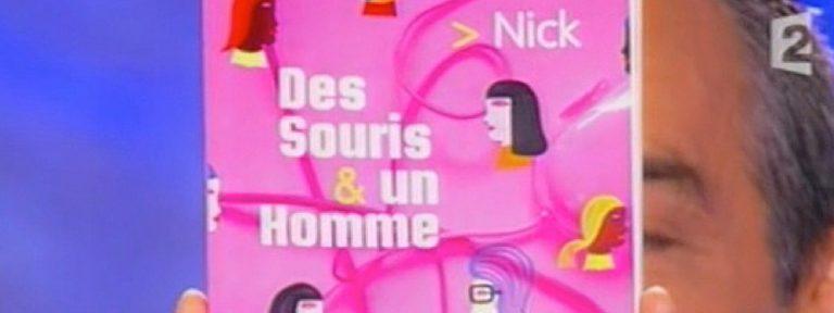 """Interview """"Tout le Monde en Parle"""", Thierry Ardisson, France 2 (21/10/05)"""