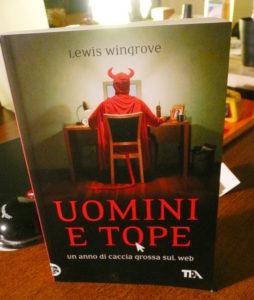 """Version poche italienne du livre """"Des Souris & un Homme"""""""