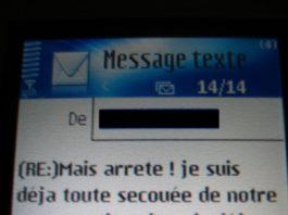 Hot Texto: bon, je crois que je ne vais pas m'ennuyer...
