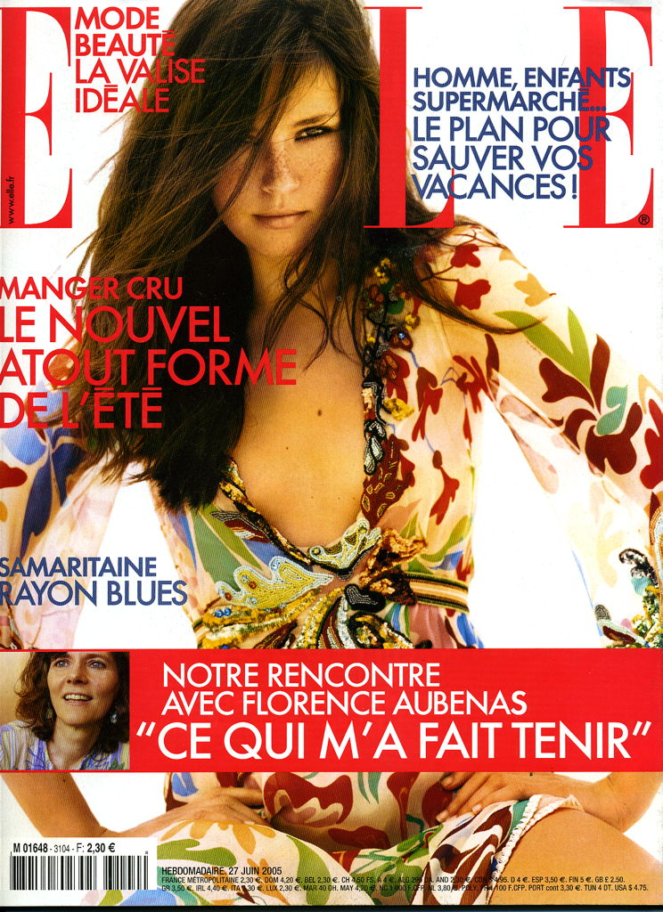 Article Elle, 21 mars 2005