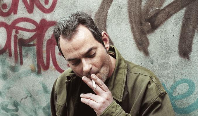 Portrait dans Libération, 20 avril 2005.