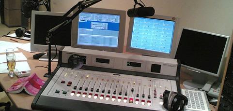 Interviews Radio, galerie photo.