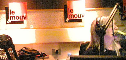 Interview St Valentin, le Mouv', 14 fev. 2006