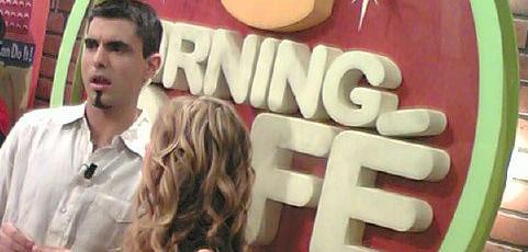 Interview «Morning Café», M6 (23/01/06)