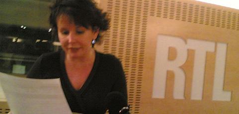 Interview RTL, «Ma nuit au poste», Isabelle Quenin.