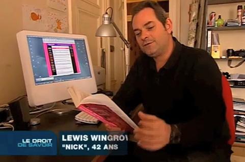 Interview TF1 «Le Droit de savoir», Charles Villeneuve (10/10/06)